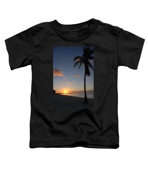 Sunrise In Key West 2 Toddler T-Shirt