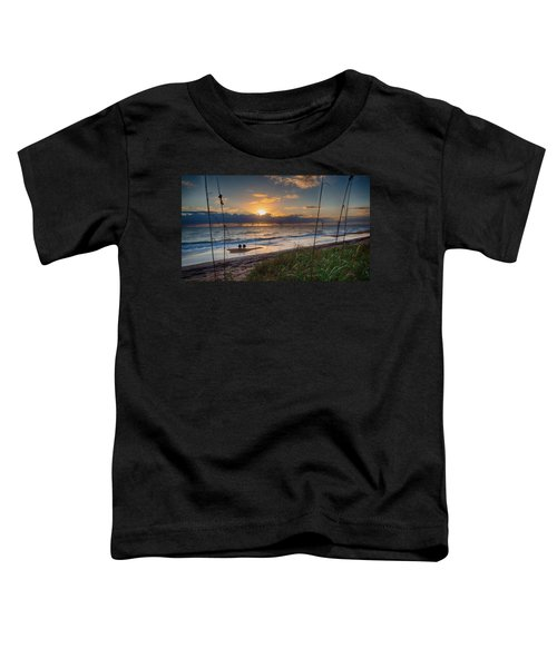 Sunrise Love Toddler T-Shirt