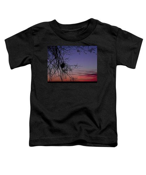 Sunrise On The Colorado Plains Toddler T-Shirt