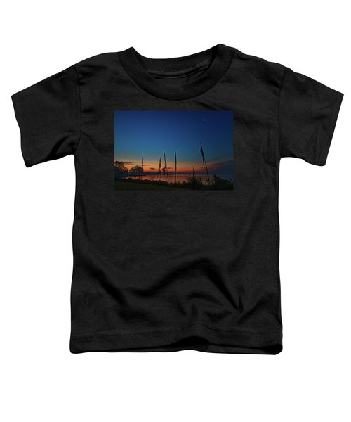 Sunrise On The Neuse 1 Toddler T-Shirt