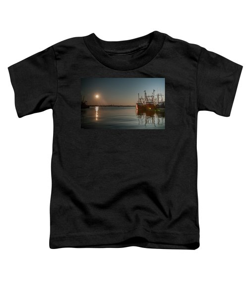 Sunrise Over New Bedford, Toddler T-Shirt