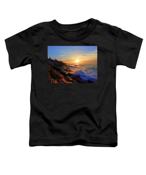 Sunrise Surf Toddler T-Shirt
