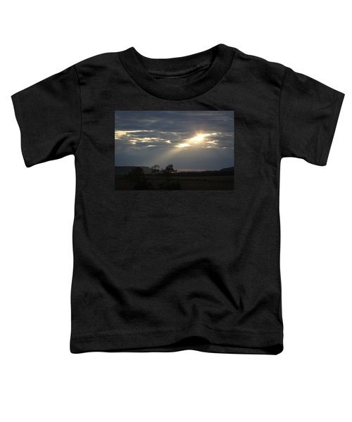 Suns Ray Toddler T-Shirt