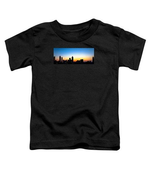 Sunset In Atlaanta Toddler T-Shirt