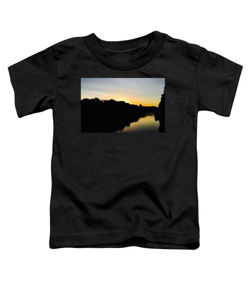 Sunset In Rome Toddler T-Shirt