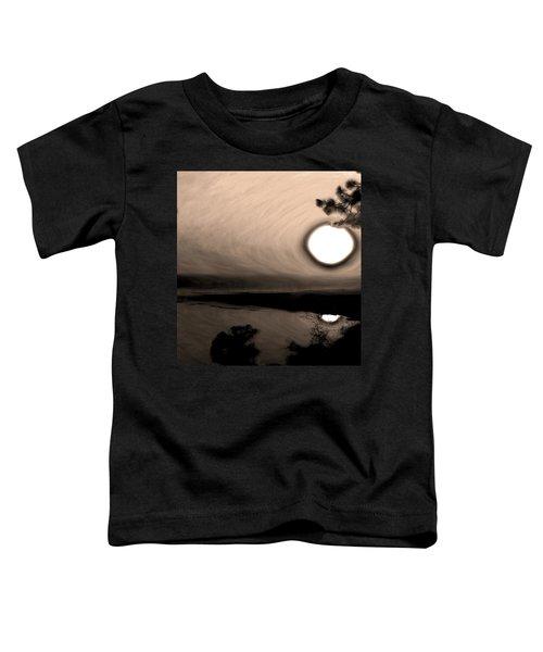Sunset Reflection Toddler T-Shirt
