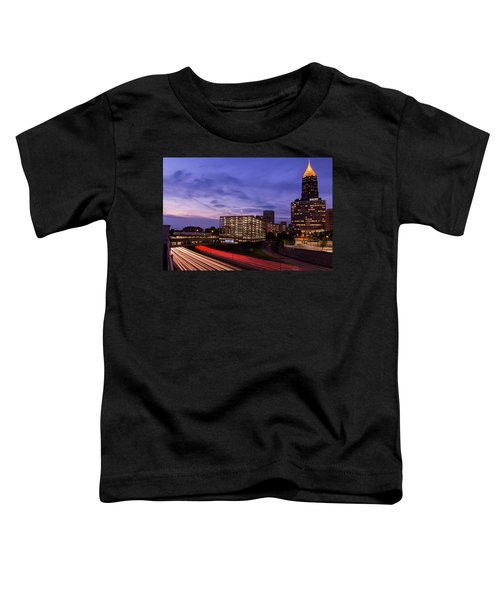 Sunset Rush Toddler T-Shirt
