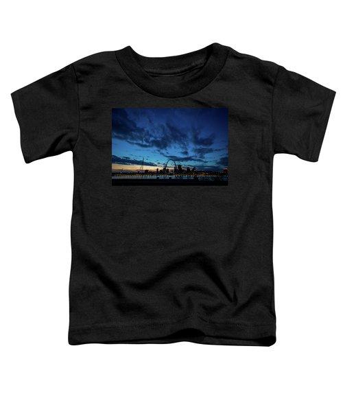 Sunset St. Louis IIi Toddler T-Shirt