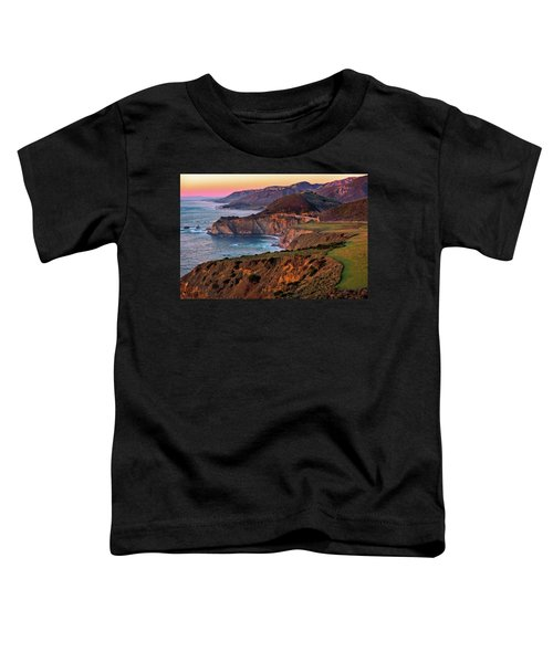 Sunset View From Hurricane Point Toddler T-Shirt