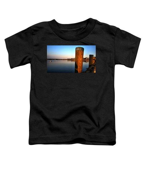 Sunshine On Onset Bay Toddler T-Shirt