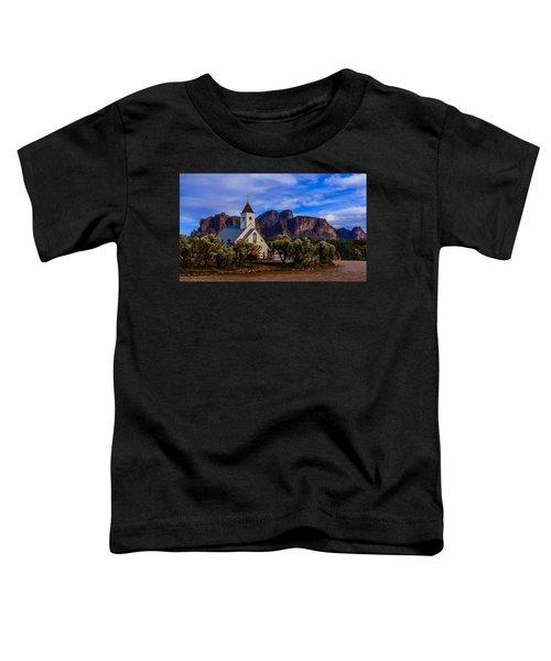 Superstition Church Toddler T-Shirt