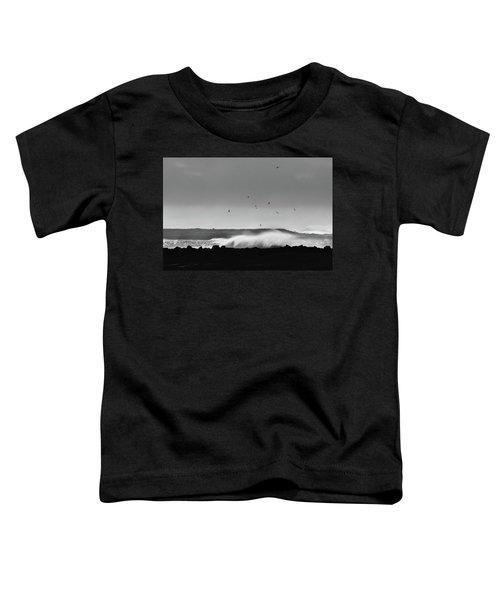 Surf Birds Toddler T-Shirt