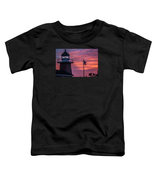 Surfing Museum Full Color  Toddler T-Shirt