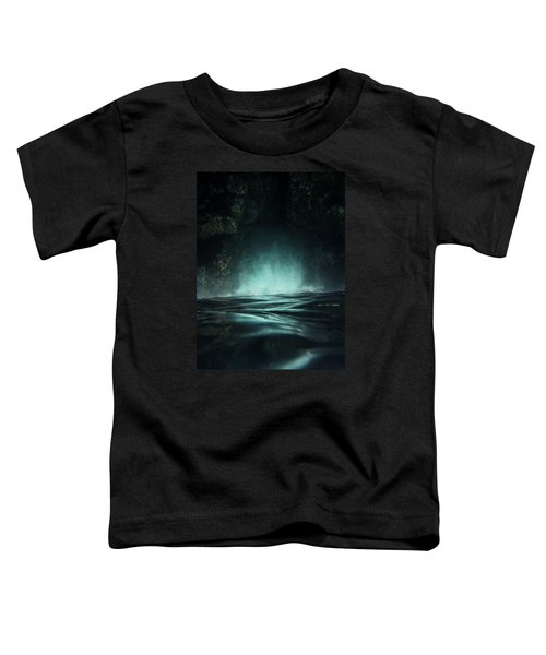 Surreal Sea Toddler T-Shirt by Nicklas Gustafsson