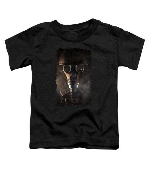 Toddler T-Shirt featuring the photograph Survivor II by Jaroslaw Blaminsky