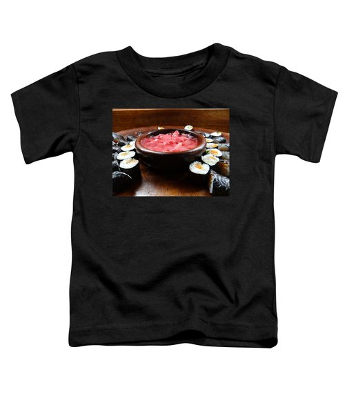 sushi Africa style Toddler T-Shirt