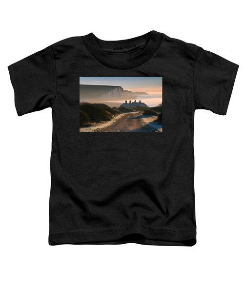 Sussex Coast Guard Cottages Toddler T-Shirt