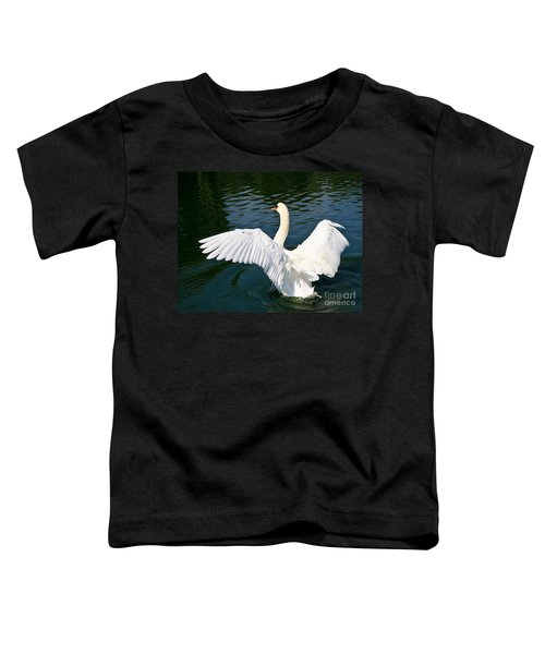 Swan Moment Toddler T-Shirt