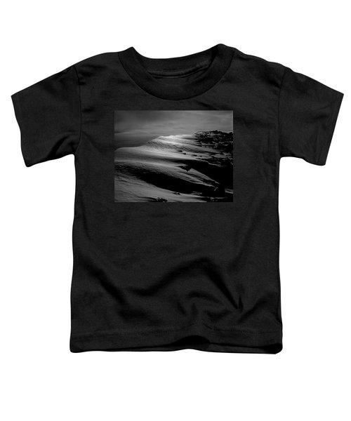 T-213312 Windblown Ice On Humphreys Peak Toddler T-Shirt