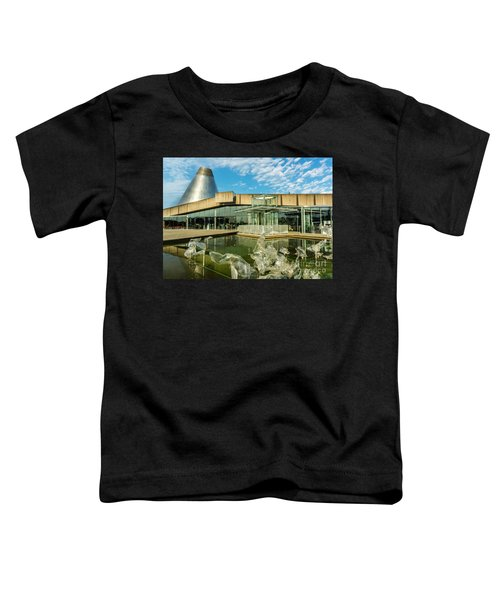 Tacoma's Museum Of Glass  Toddler T-Shirt