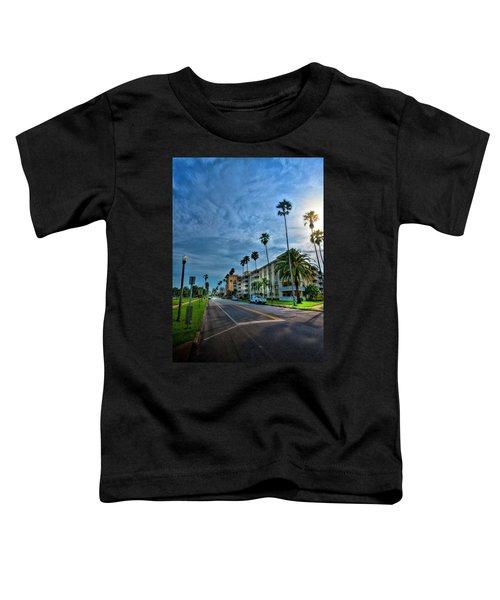 Tall Palms Toddler T-Shirt