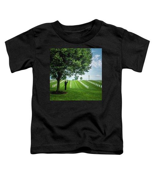Taps Color Toddler T-Shirt