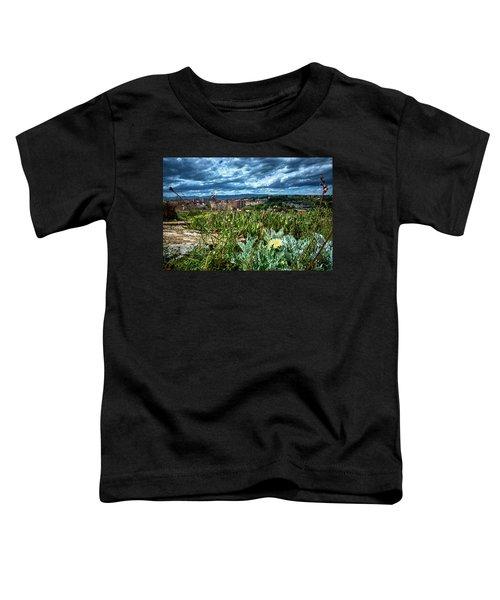 Tarragona From The Roman Wall Toddler T-Shirt