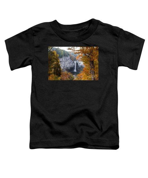 Taughannock Autumn Toddler T-Shirt