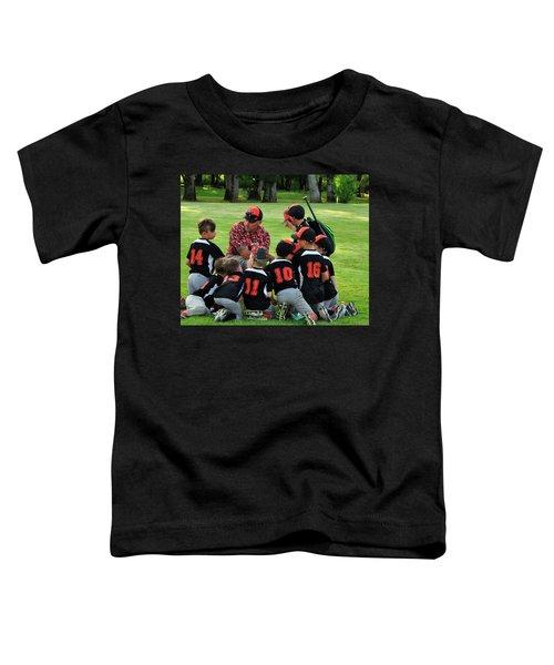 Team Meeting 9736 Toddler T-Shirt