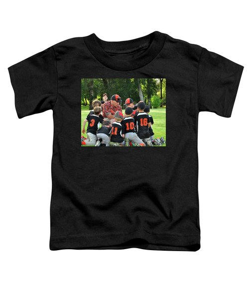 Team Meeting 9737 Toddler T-Shirt