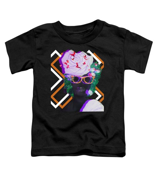 Techno Mieya Toddler T-Shirt