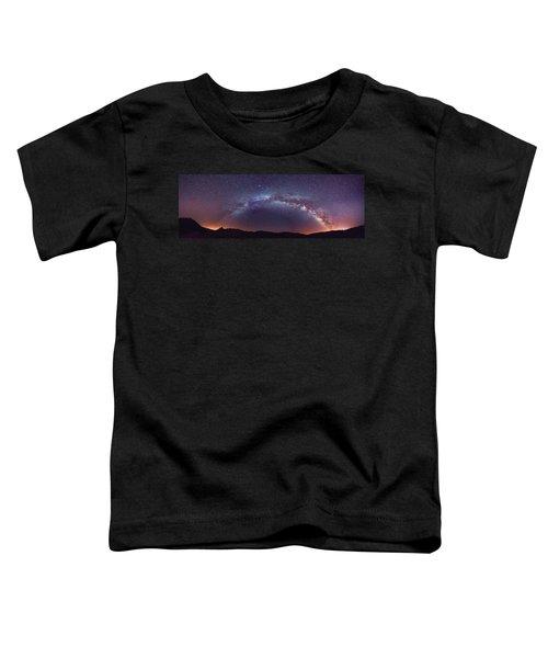 Teide Milky Way Toddler T-Shirt