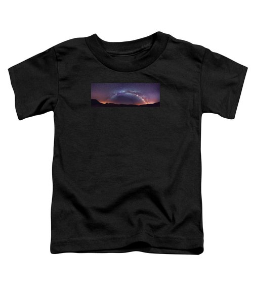 Teide Milky Way Toddler T-Shirt