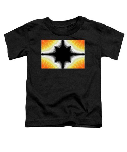 Fractal 7 Center 2x3 Toddler T-Shirt