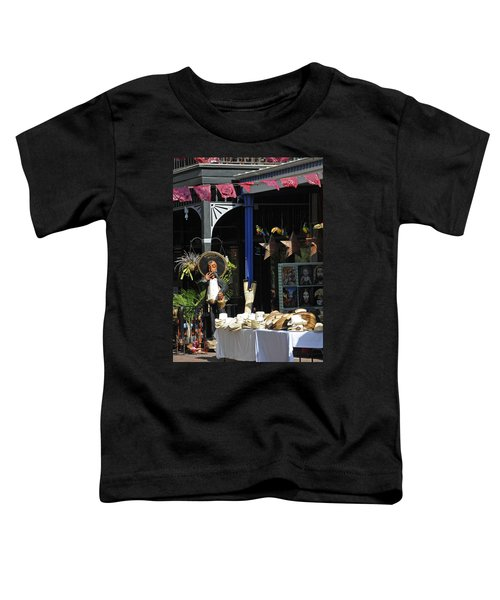 Tex-mex Toddler T-Shirt
