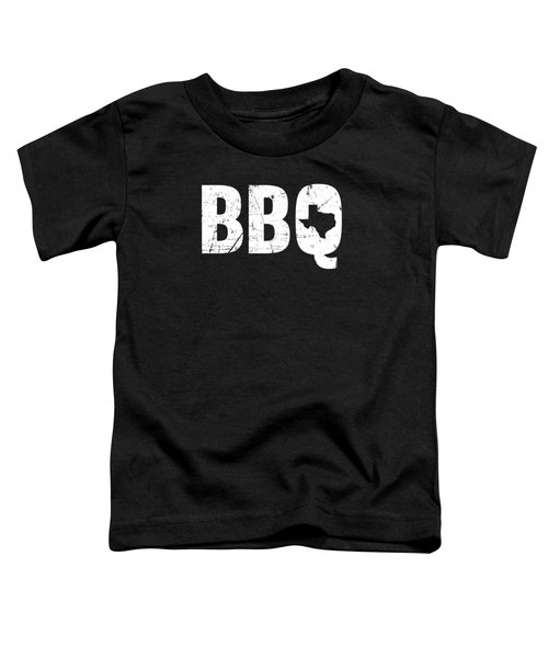 Texas Bbq Barbecue Gift Toddler T-Shirt