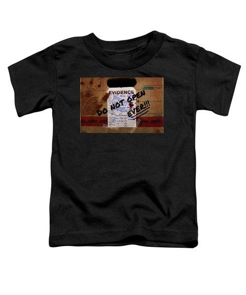 Texas Chainsaw 3d Toddler T-Shirt