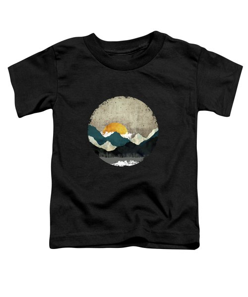 Thaw Toddler T-Shirt by Katherine Smit