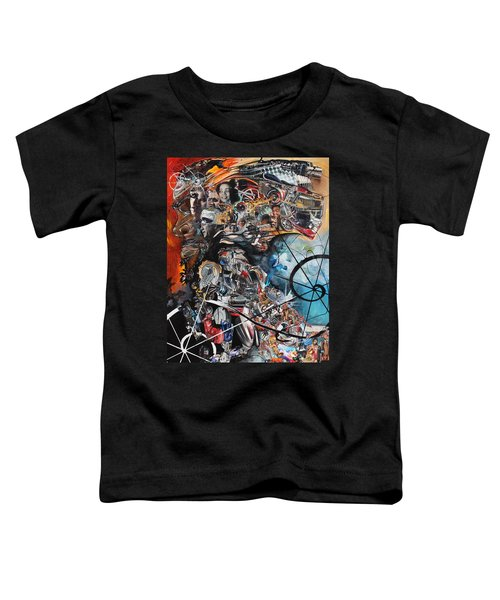 The Agent Toddler T-Shirt