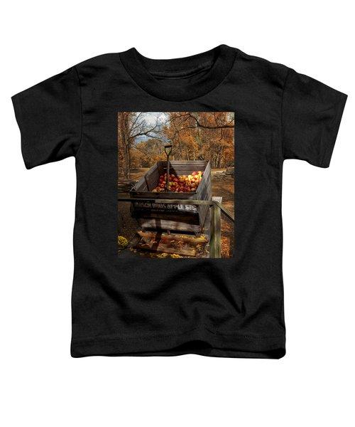 The Apple Bin Toddler T-Shirt