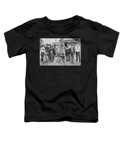 The Ball Team Toddler T-Shirt