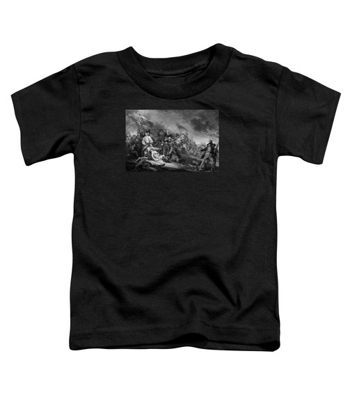 The Battle Of Bunker Hill Toddler T-Shirt