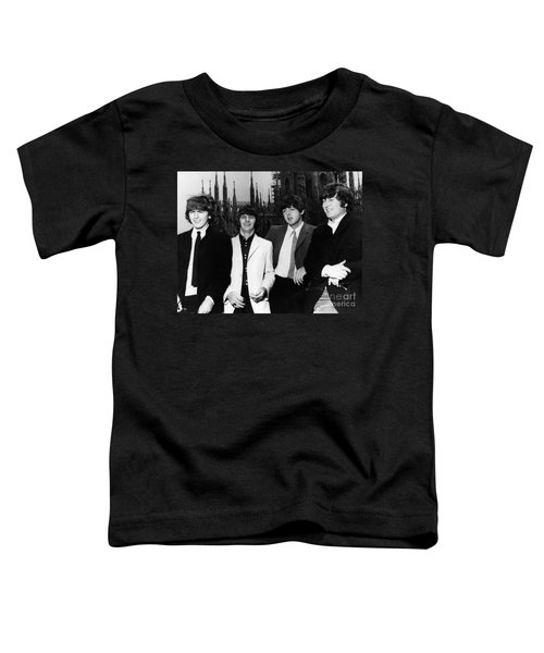 The Beatles, 1960s Toddler T-Shirt by Granger