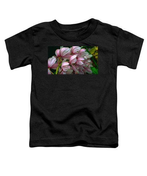 The Beauty Of Orchids Toddler T-Shirt