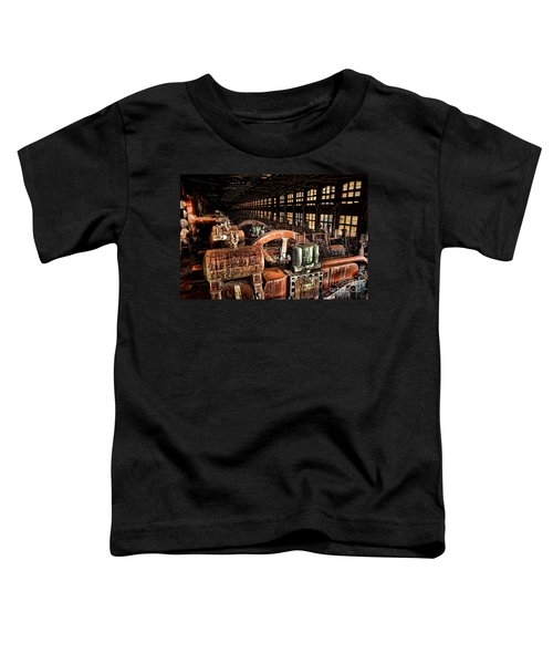 The Blower House Toddler T-Shirt