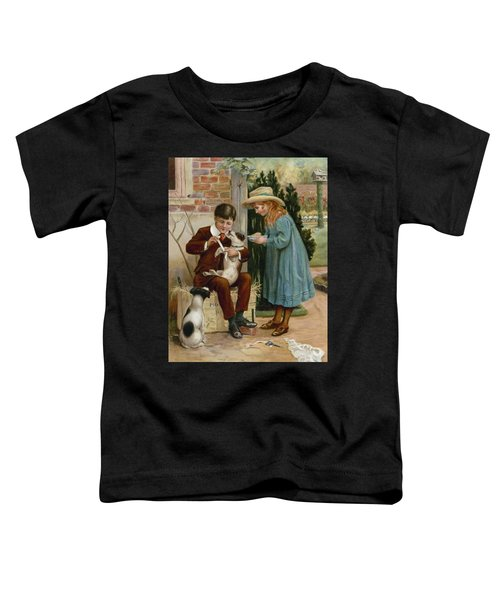 The Boy Doctor Toddler T-Shirt