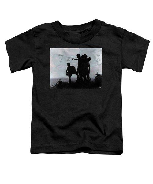 The Call Centennial Cover Image Toddler T-Shirt