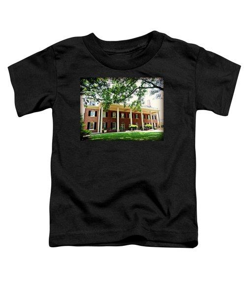 The Carolina Inn - Chapel Hill Toddler T-Shirt