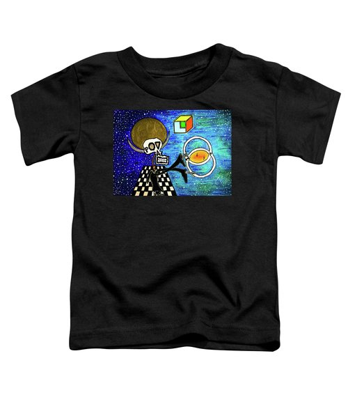 The Creatiooon  Toddler T-Shirt