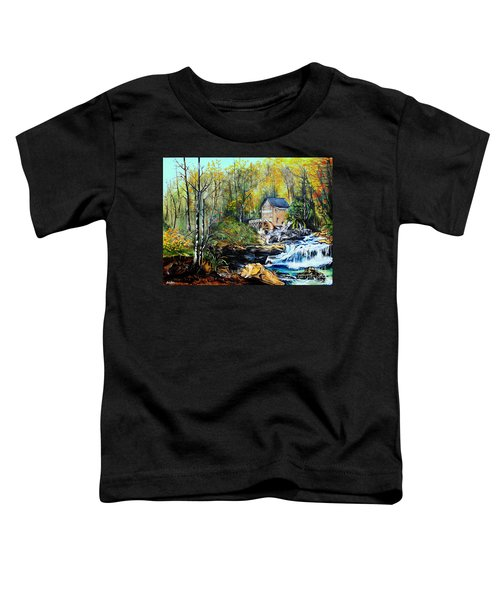 Glade Creek Toddler T-Shirt